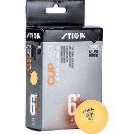 Мяч для настольного тенниса Stiga Cup ABS