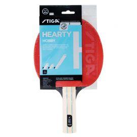 Купить. Ракетка для настольного тенниса Stiga Hearty Hobby 5dccbd8fcdfc7