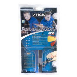 Ракетка для настольного тенниса Stiga Revolution Max***