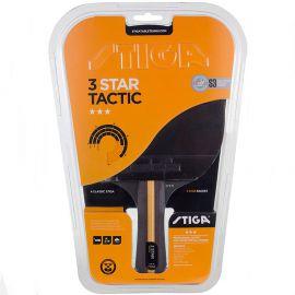 Ракетка для настольного тенниса Stiga Tactic WRB 3***