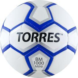 Мяч футбольный сувенирный TORRES BM 1000 Mini