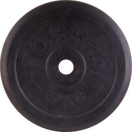 TORRES Диск обрезиненный 10 кг