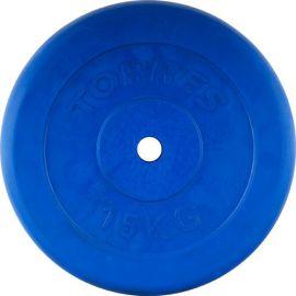 TORRES Диск обрезиненный 15 кг