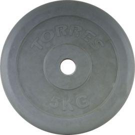 TORRES Диск обрезиненный 5 кг