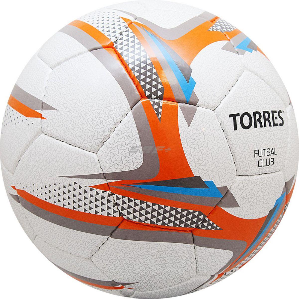 Мяч футзальный TORRES Futsal Club