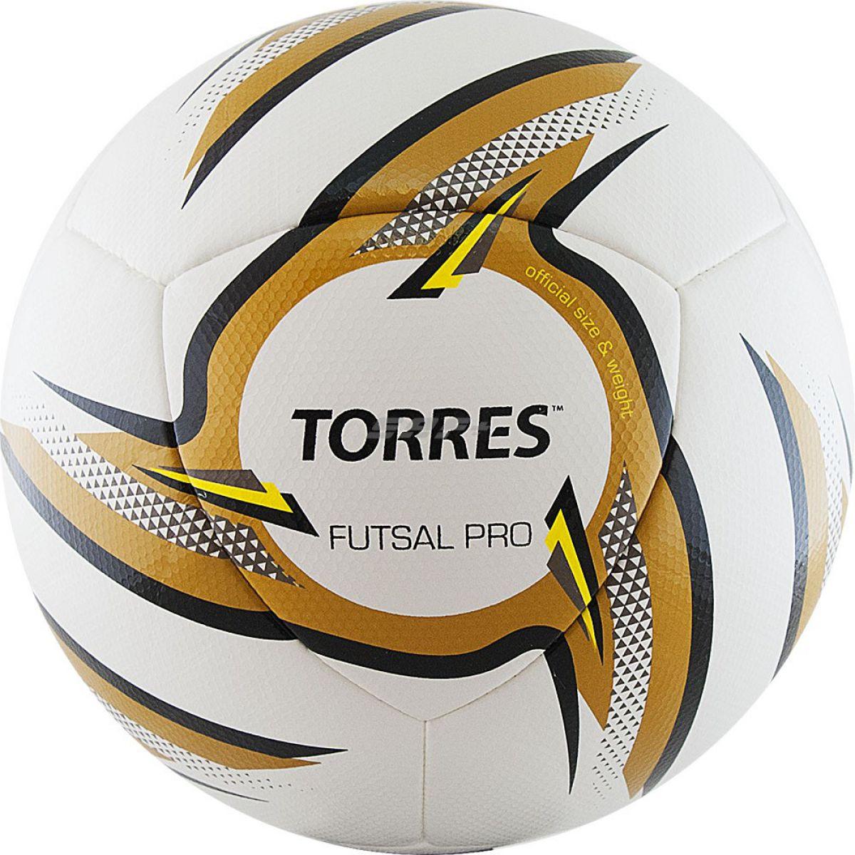 Мяч футзальный TORRES Futsal Pro
