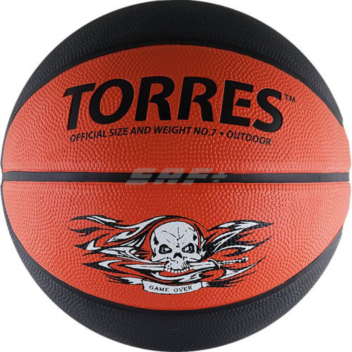 Мяч баскетбольный TORRES Game Over