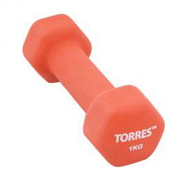 TORRES Гантель 1 кг