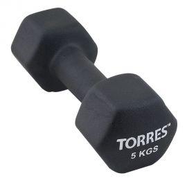 TORRES Гантель 5 кг