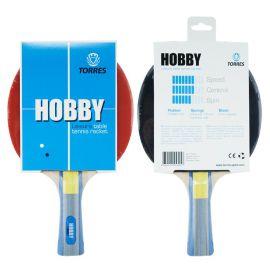 Ракетка для настольного тенниса TORRES Hobby