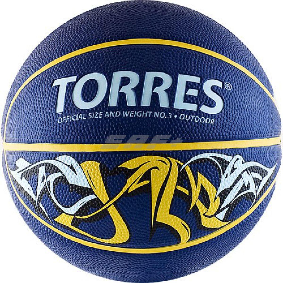 Мяч баскетбольный TORRES Jam
