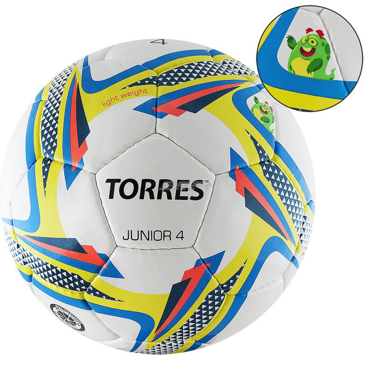 Мяч футбольный TORRES Junior-4