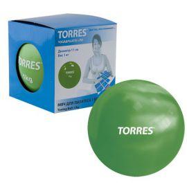 TORRES Мяч для пилатеса 1 кг