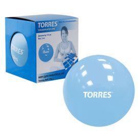 TORRES Мяч для пилатеса 2 кг