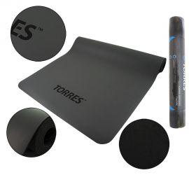 TORRES Pro Коврик для йоги 3мм