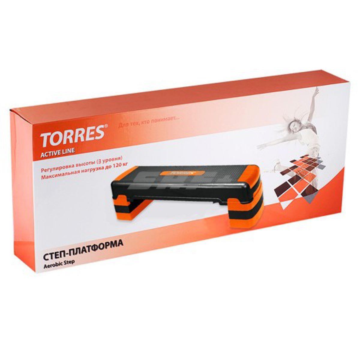 TORRES Степ-платформа