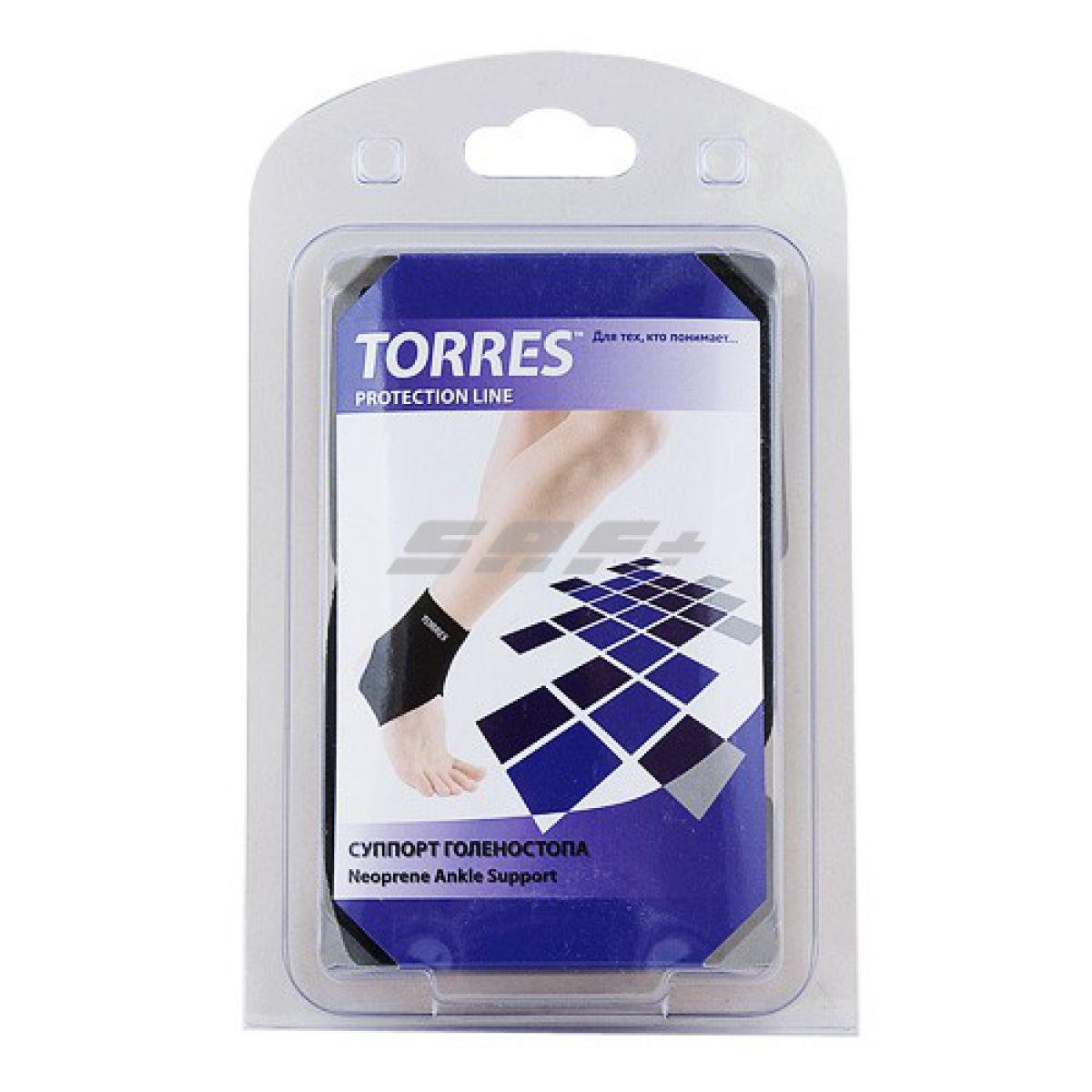 TORRES Суппорт голеностопа