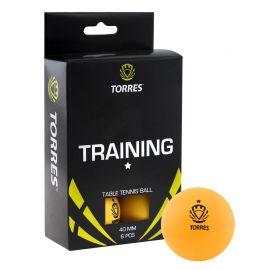 Мяч для настольного тенниса TORRES Training 1*