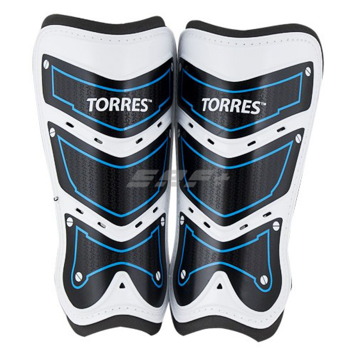 Щитки футбольные TORRES Training