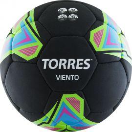 Мяч футбольный TORRES Viento Black
