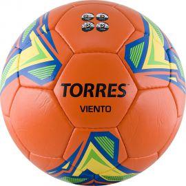 Мяч футбольный TORRES Viento Orange Dark
