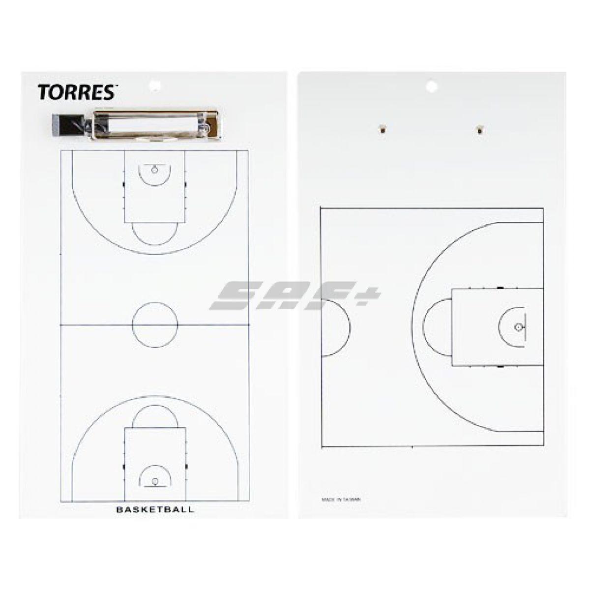 Тактическая доска для баскетбола