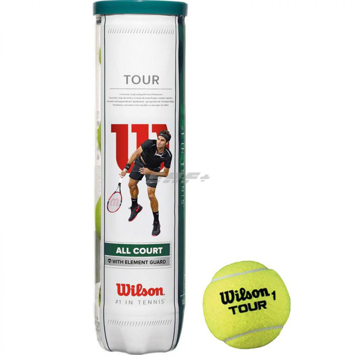Мяч теннисный WILSON All Court 4B