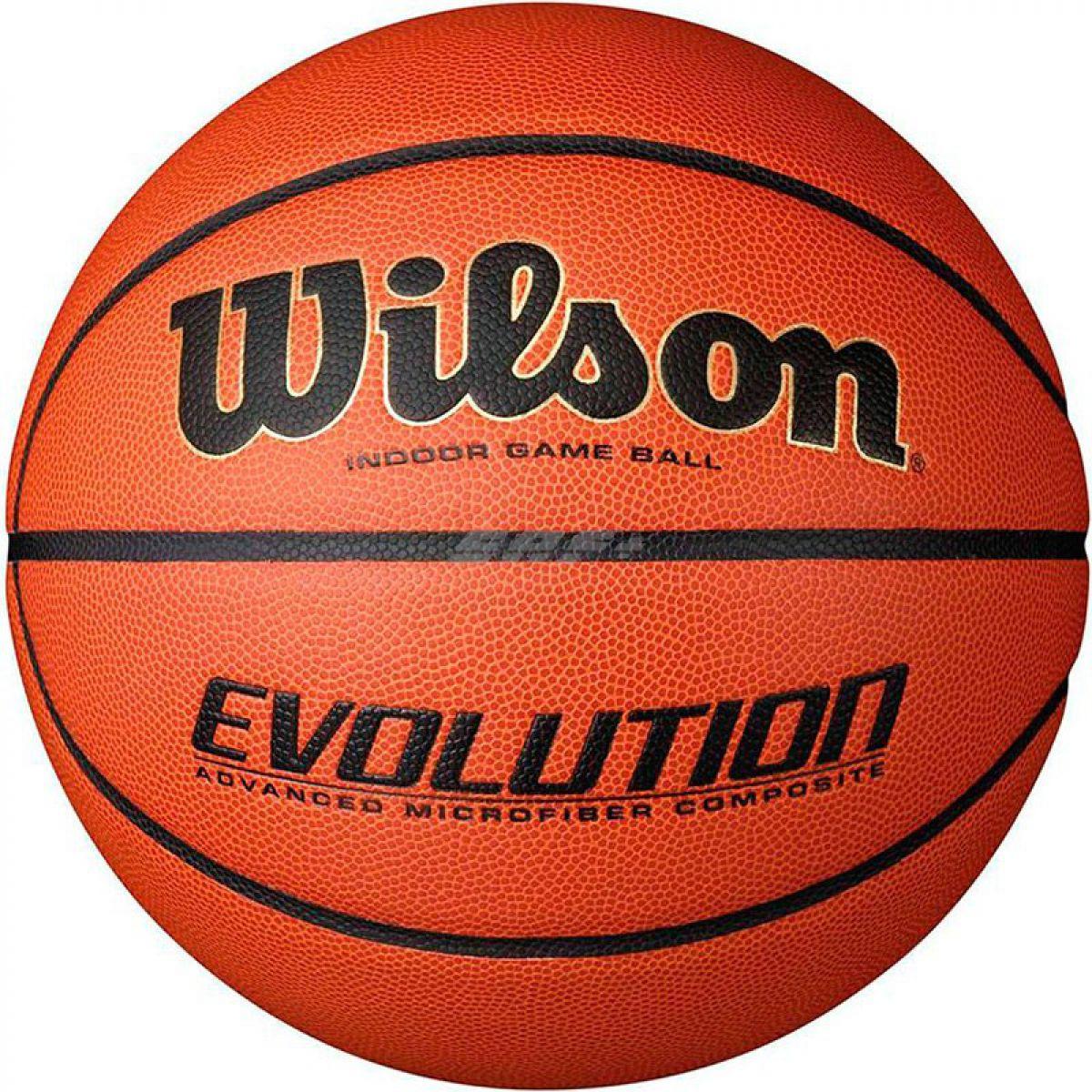 Мяч баскетбольный WILSON Evolution England