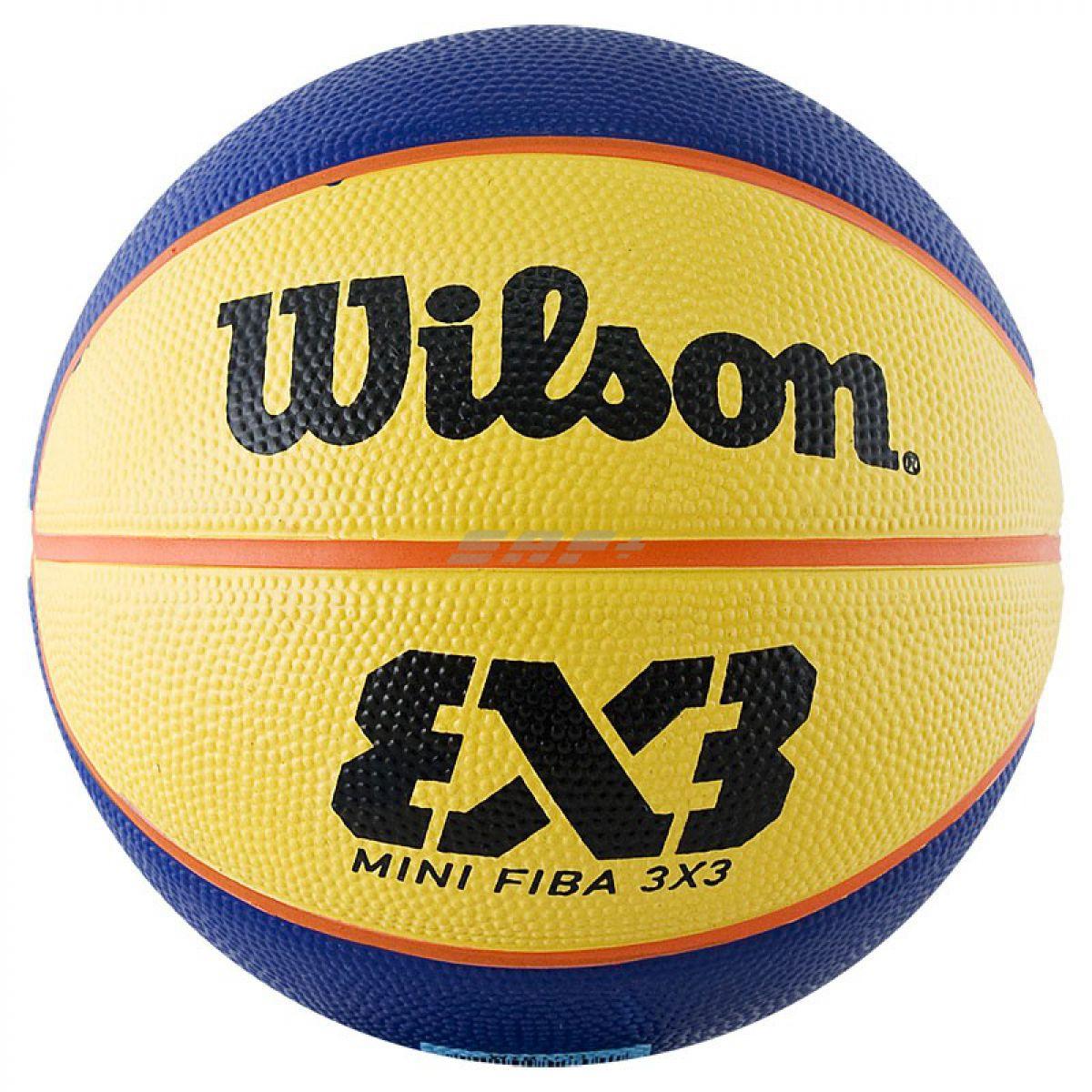Мяч баскетбольный WILSON FIBA3x3 Replica Mini
