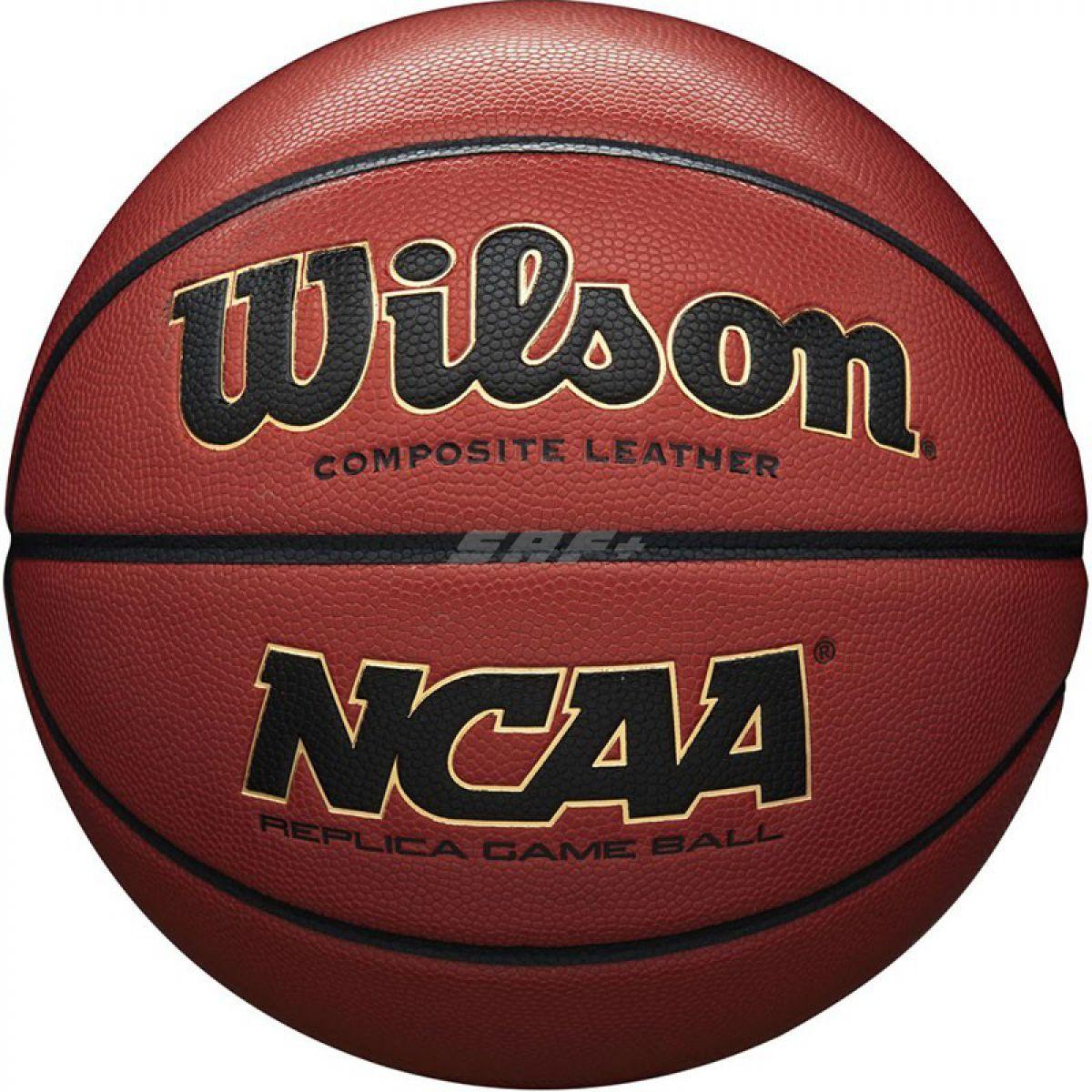Мяч баскетбольный WILSON NCAA Replica Comp Defl