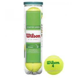 Мяч теннисный WILSON Starter Green Play