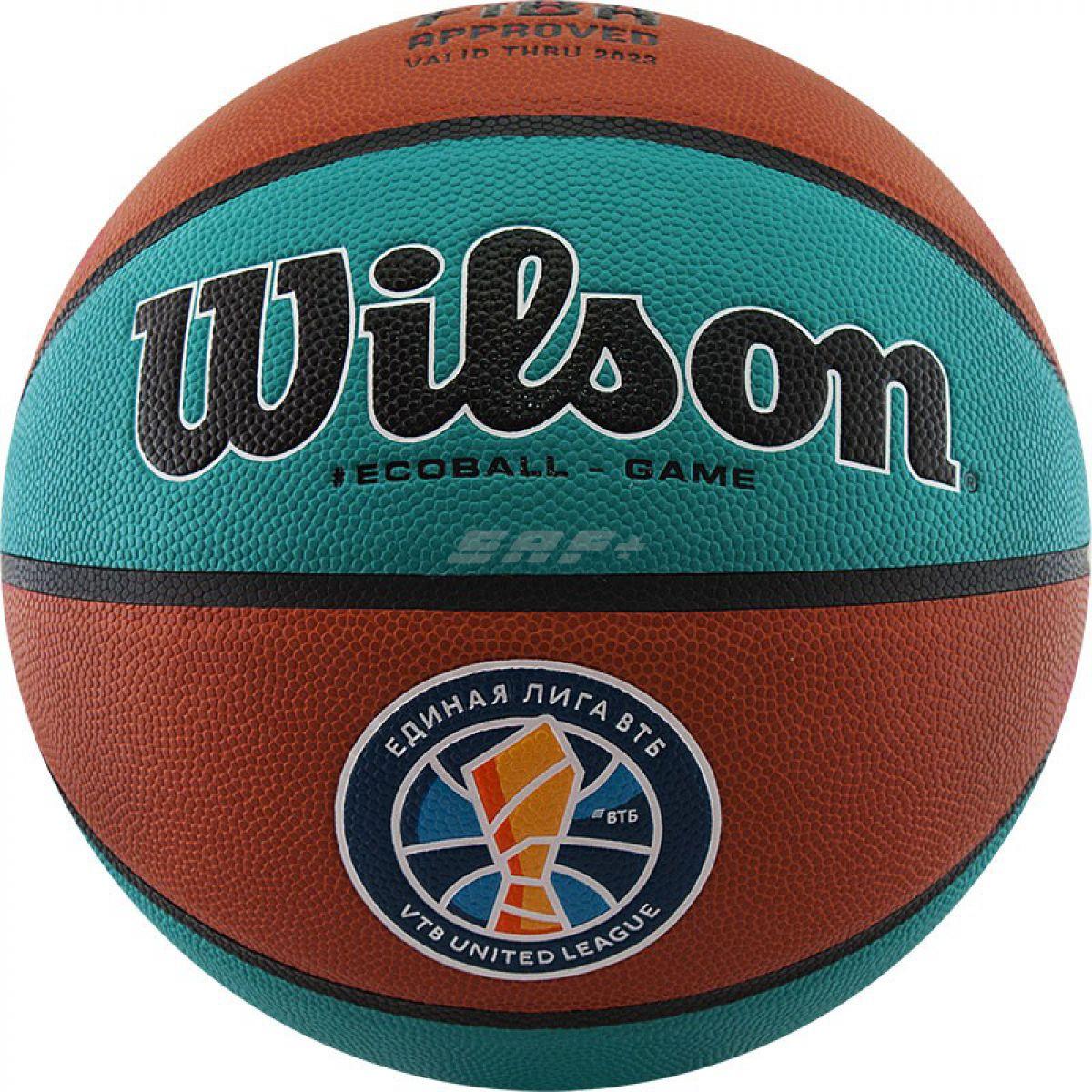 Мяч баскетбольный WILSON VTB Gameball