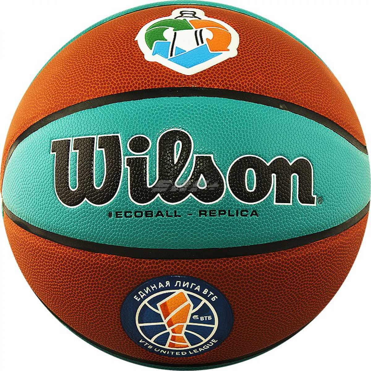 Мяч баскетбольный WILSON VTB Replica ASG ECO