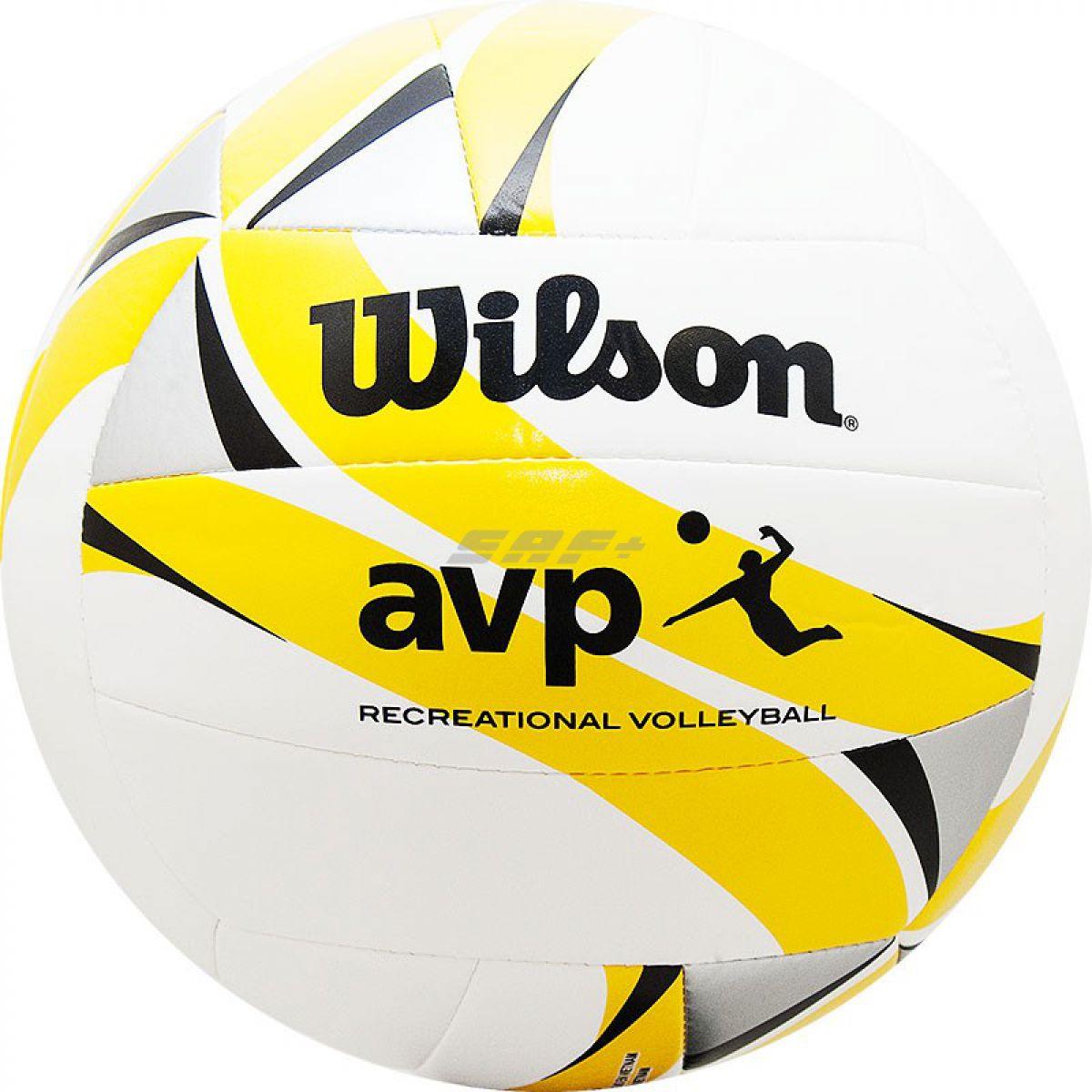 Мяч для пляжного волейбола Wilson AVP II Recreational
