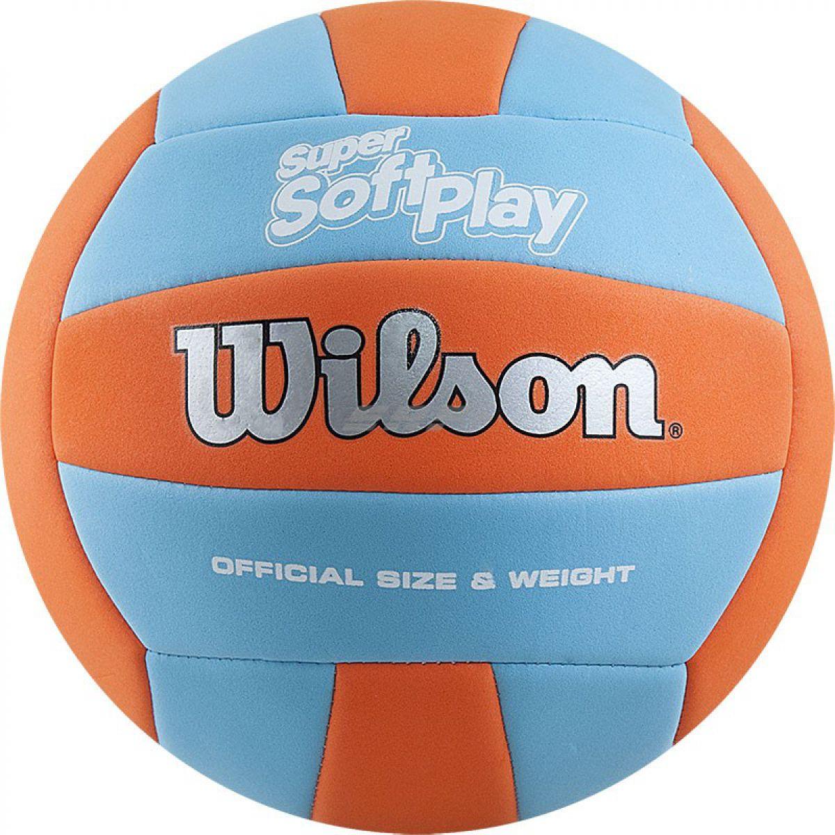 Мяч волейбольный Wilson Super Soft Play