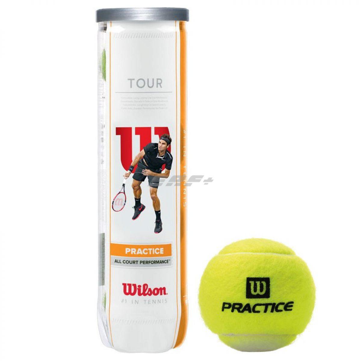 Мяч теннисный Wilson Tour Practice