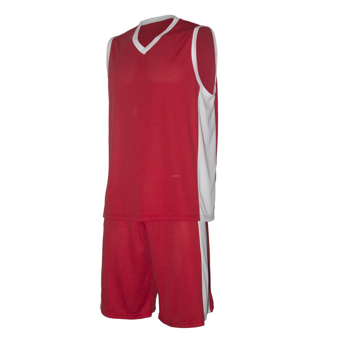 "Баскетбольная форма ""Ромул красно - белая"""