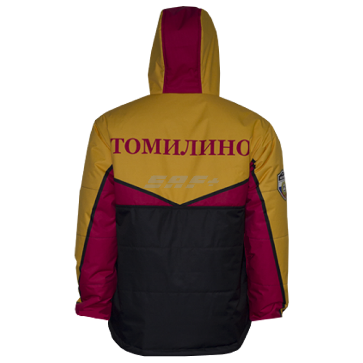 """Демисезонная  куртка  """"АРГУС-ЭКОНОМ"""" на синтепоне до - 5*С"""