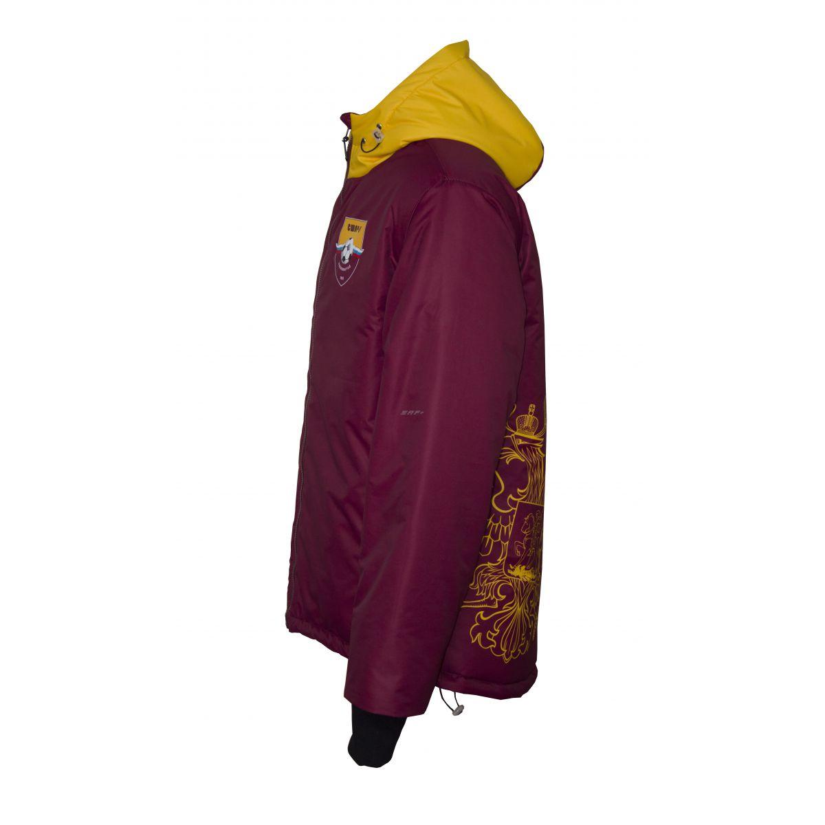 """Демисезонная куртка """"ИКАР"""" на флисовой основе до 0*C"""