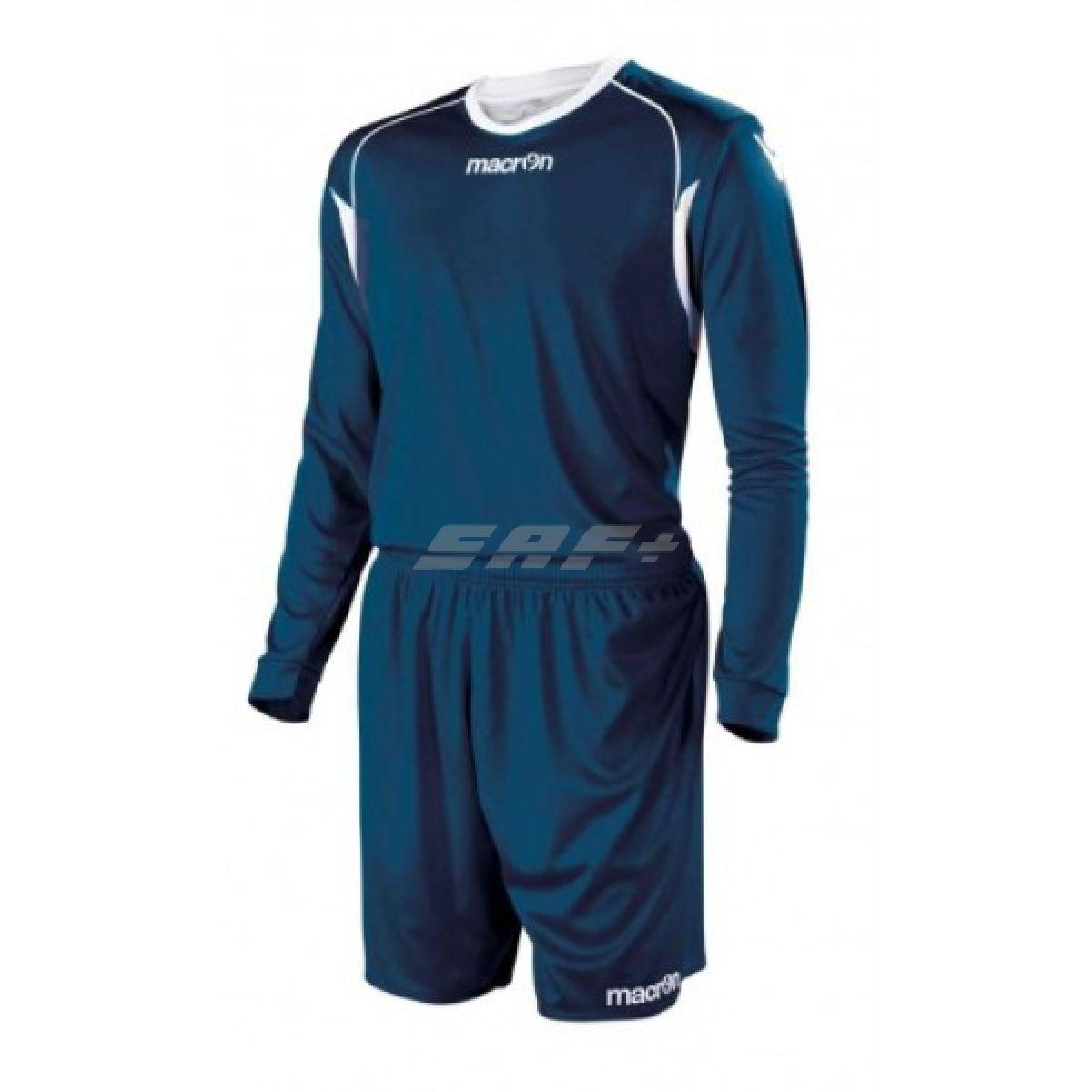 Комплект футбольной формы MACRON Vesta д/р