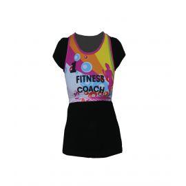 Топ женский для фитнеса дизайн 0101
