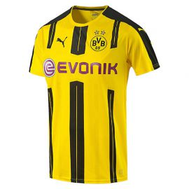 МАЙКА ИГРОВАЯ PUMA BVB HOME REPLICA SHIRT SR