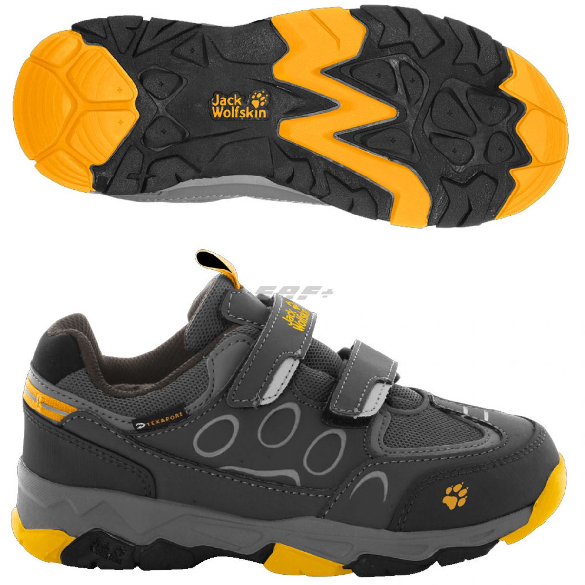 КРОССОВКИ JACK WOLFSKIN MTN ATTACK 2 TEXAPORE LOW VC INT