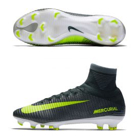 БУТСЫ NIKE MERCURIAL SUPERFLY V CR7 FG SR