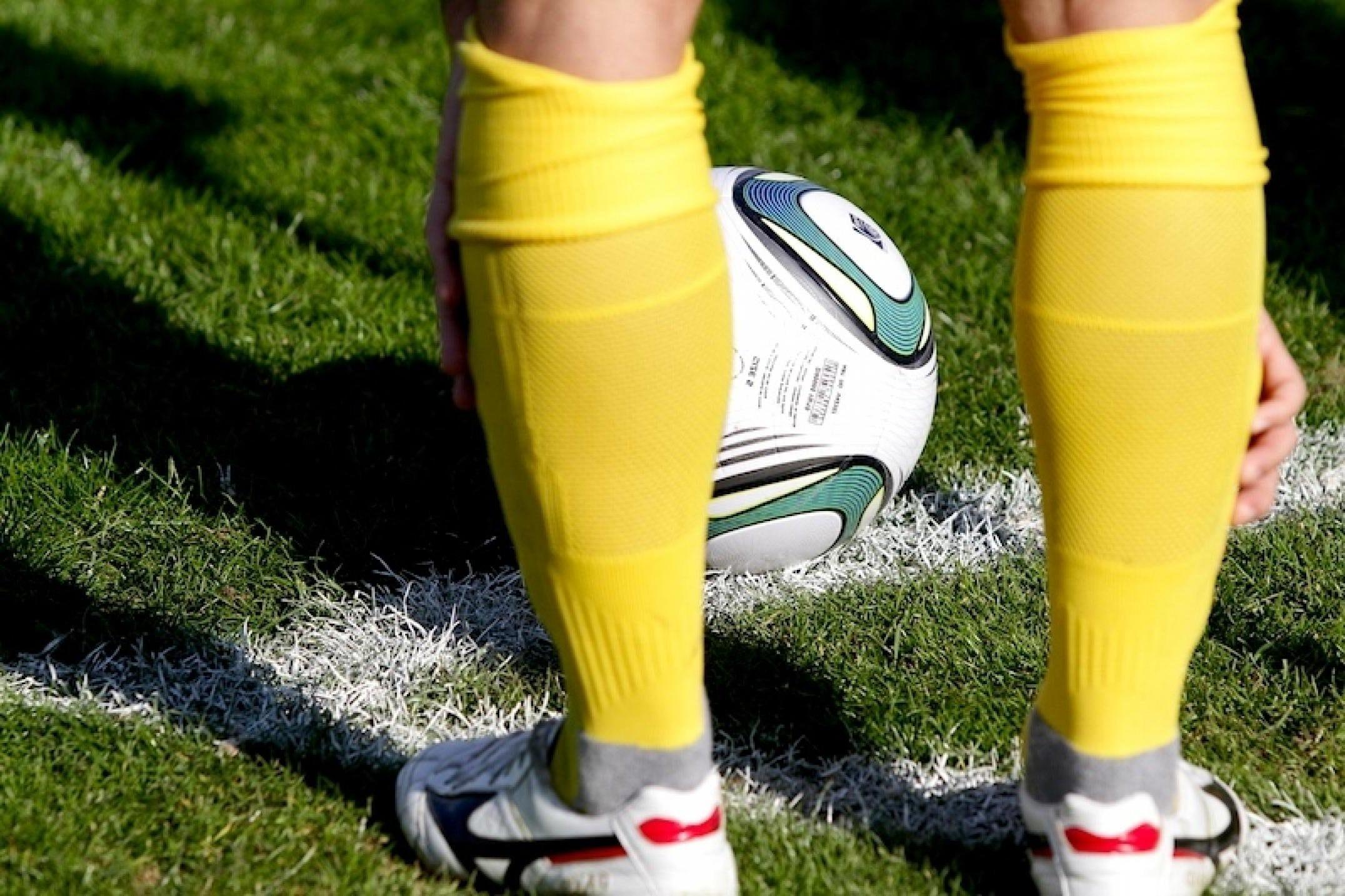 Футбольные гетры: красота или необходимость?>