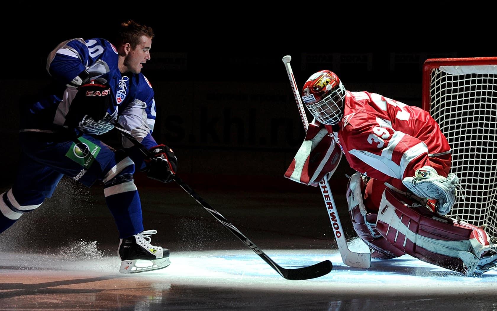 Хоккейный магазин в Москве