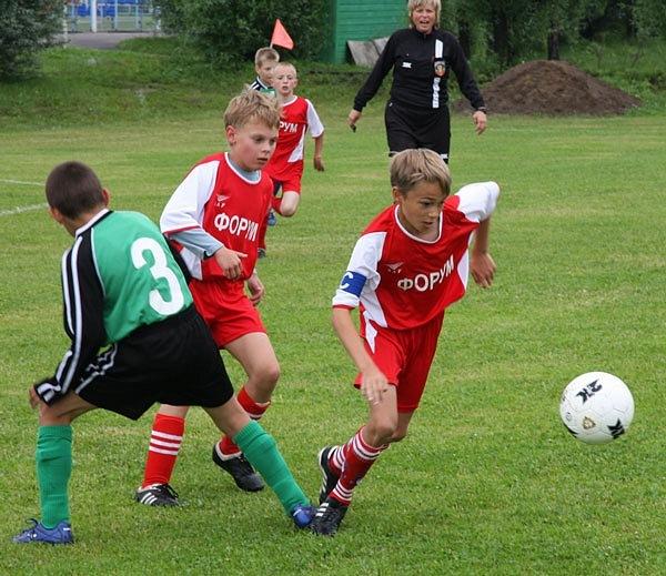 Детская футбольная форма>